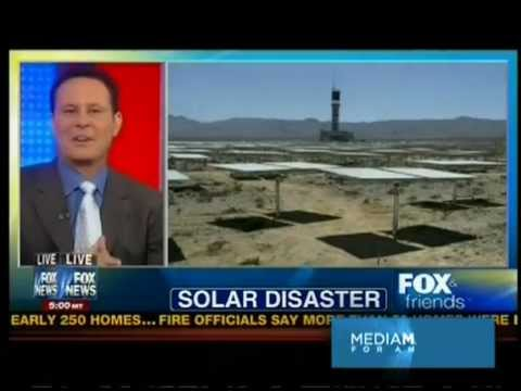 Fox News' War On Solar Energy