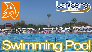 Lonicera Resort and Spa 5*. Бассейны. Обзор