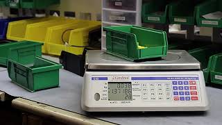 C Series Counting Scales Training Video