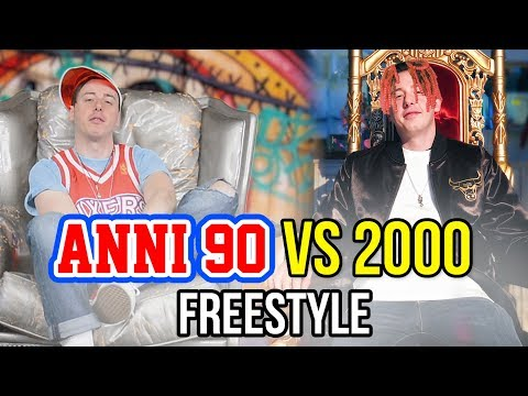 ANNI '90 vs 2000 FREESTYLE