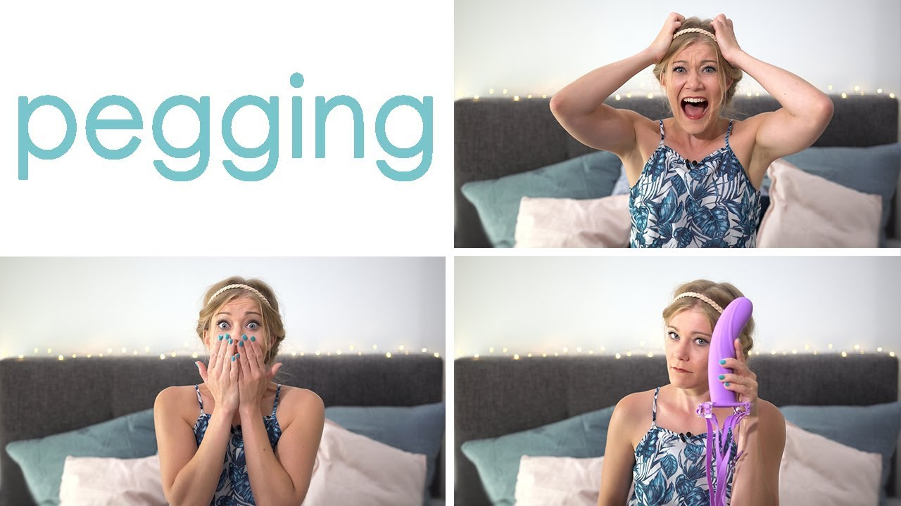 What is PEGGING? Sexcoaching