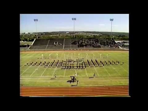 Ozona High School Band 1990 - UIL 2A Texas State Marching Contest