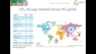 International Energy Agency CCS Roadmap Launch Webinar