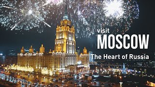 Moscow, Russia - City Video Guide | Visit Moscow