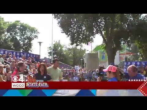 WCCO Live! At The State Fair