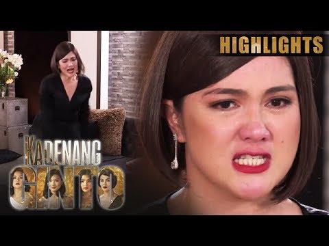 Daniela, nagwala sa tagumpay ng plano ni Romina | Kadenang Ginto (With Eng Subs)