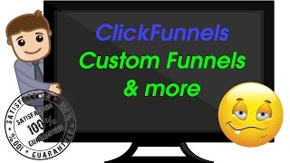 Gambar cover Clickfunnels Review - Custom Funnels and More - What else does Clickfunnels do?