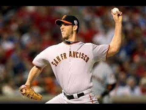 Madison Bumgarner 2013 Highlights