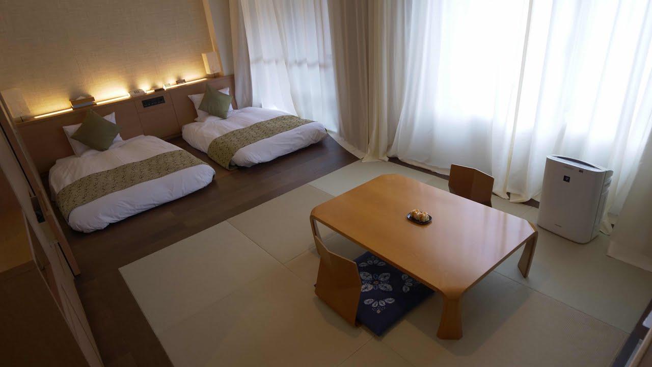 Japanese Style Hotel Room Tour | Urabandai Ski Resort