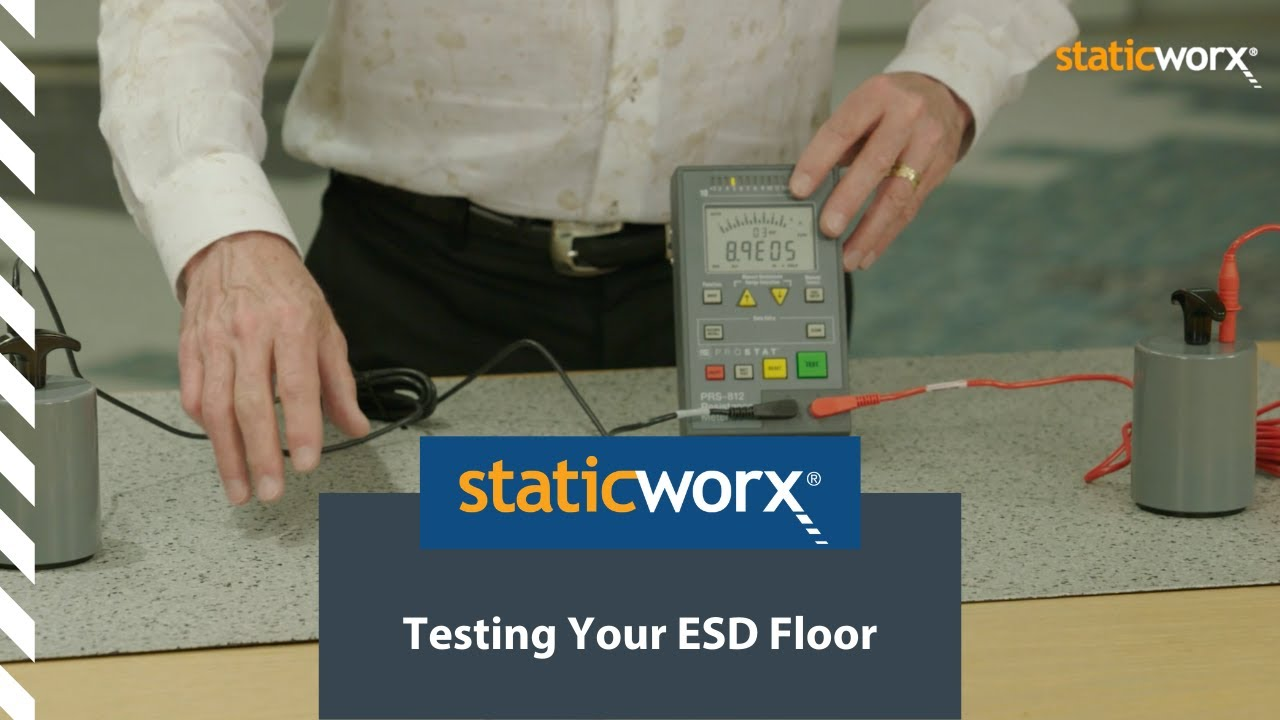 how to use esd mat