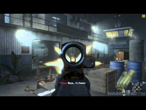 Call Of Duty: Black Ops 2 - Mission 7 - Suffer With Me - WalkThrough [HD Gameplay]