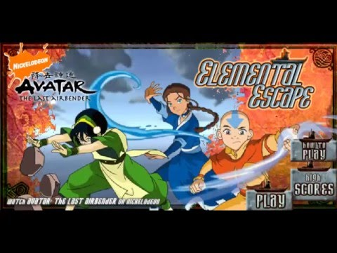 cool games - Avatar  Elemental Escape -free game - free online games