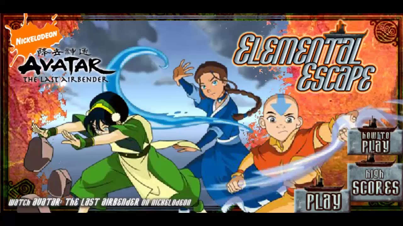 Avatar: The Last Airbender (video game) - Wikipedia