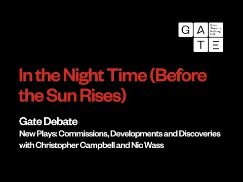 In the Night Time Before the Sun Rises Gate Debate Video