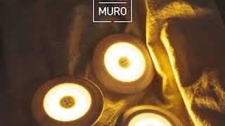 Bộ 3 Đèn Mini Thông Minh MURO Longer Light