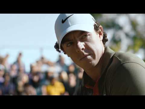 Publicité Nike Golf : Rory's Covert Driver