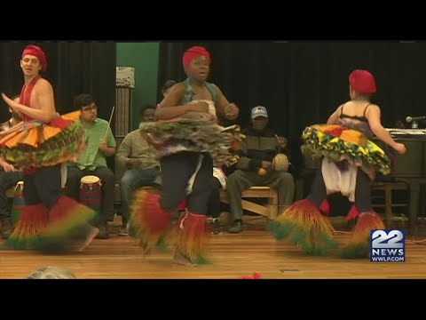 International Women's Day observance held in Springfield, a multi-cultural event