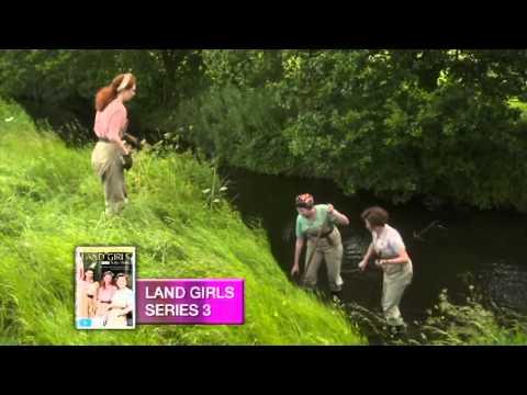 Land Girls  Series 3  DVD P