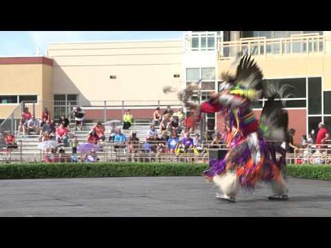 The Native American Fancy Dance