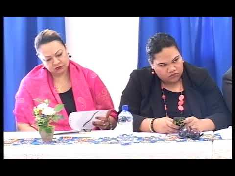 PCREEE - Tonga Chamber of Commerce Private Sector and Business Consultant Meeting 280917