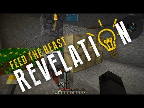 Let's Play FTB Revelation - Episode 5 - Industrial Farming