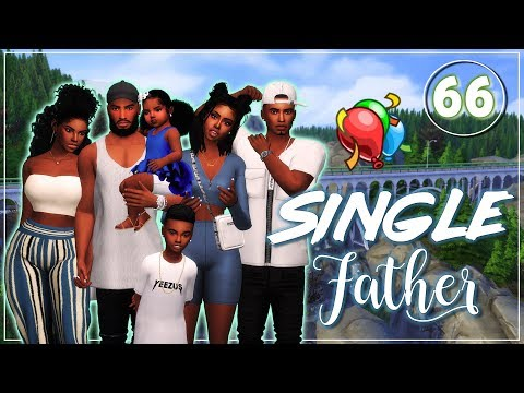 The Sims 4 😍Single Father😍 #66 Nadia Day!