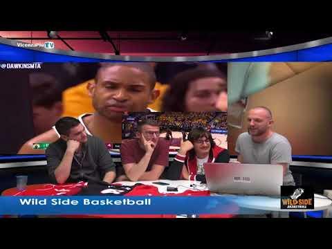 Wild Side Basketball n. 35