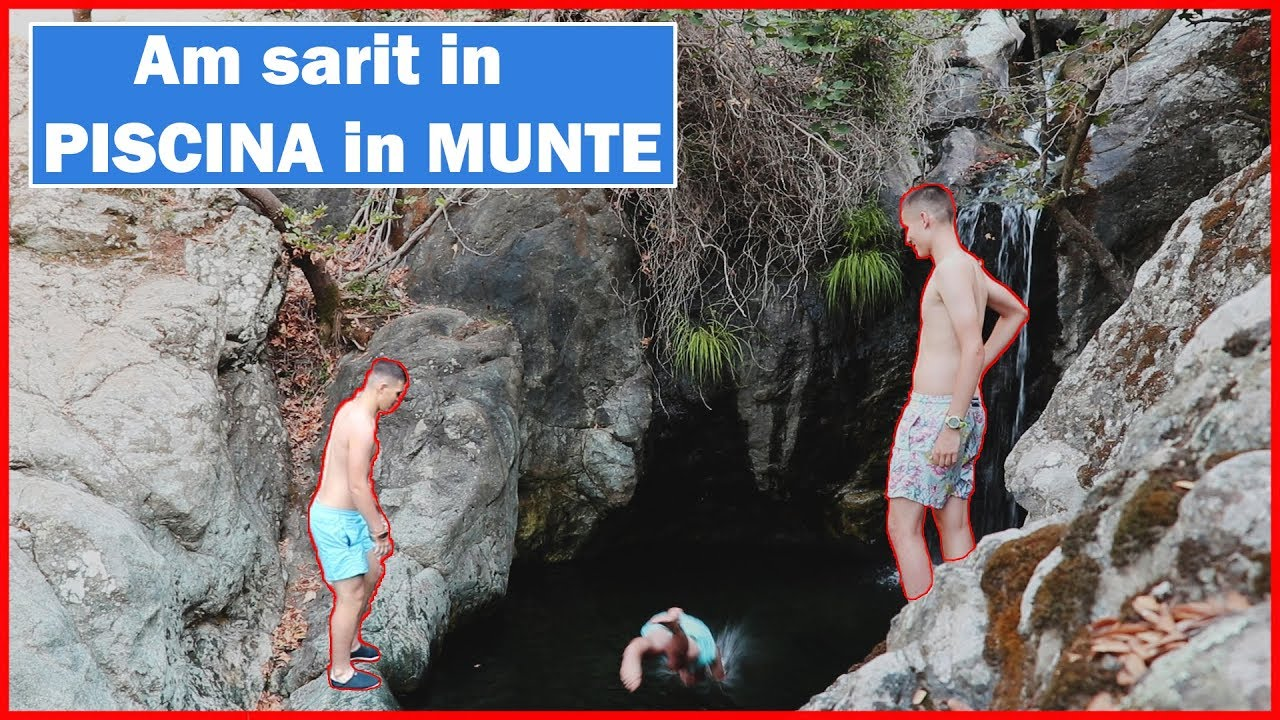 Am sarit in PISCINA in MUNTE | Cea mai cool vacanta in SAMOTHRAKI!!