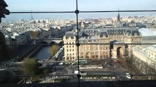на соборе нотр дам де пари. франция(Это видео загружено с телефона Android., 2011-11-13T17:10:26.000Z)