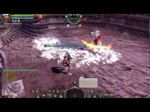 Dragon Nest - Ladder PvP [Crusader]