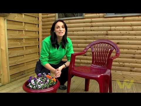 How to Rejuvenate Plastic Patio Furniture