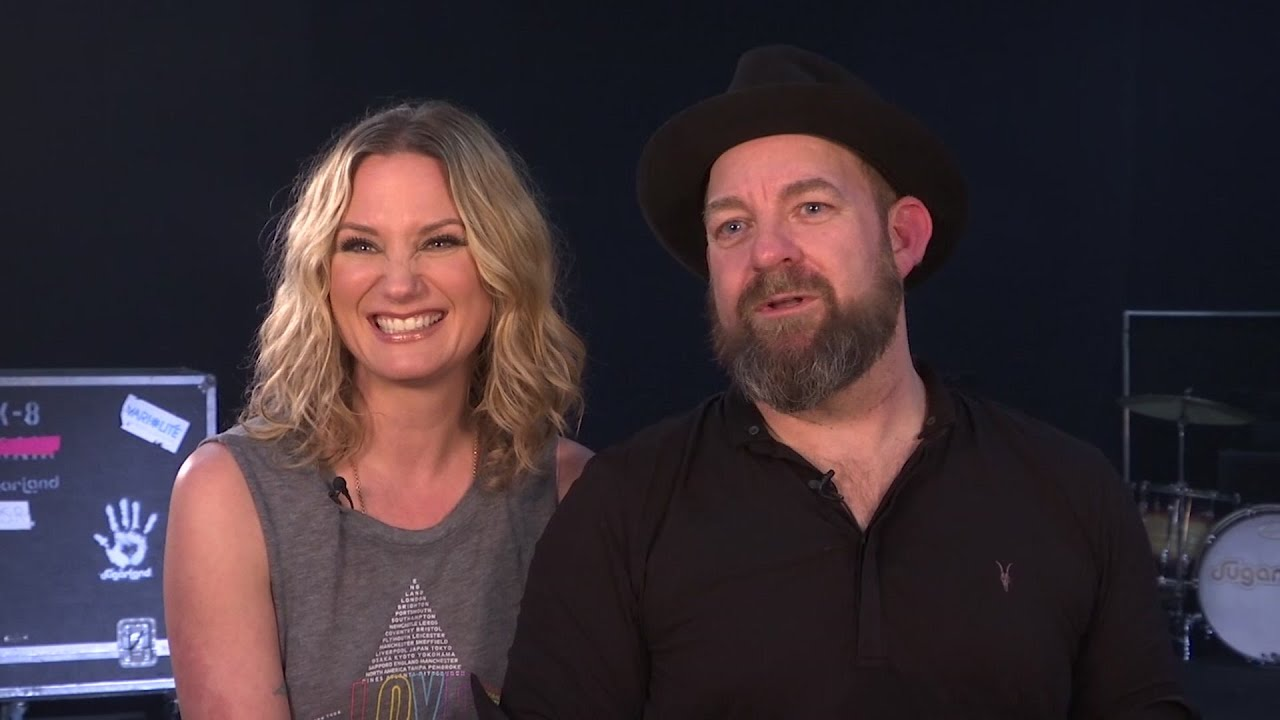 Sugarland hits the road after 5 year break