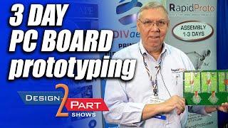 PC BOARD prototype Design & Build in 3 DAYS! - DIVaero
