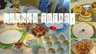 Brunch Ideas Thumbnail