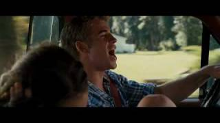The Last Song - Singing In The Car Clip