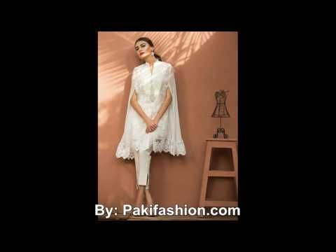 Latest Cape Style Party Wear Dresses For Women 2016: