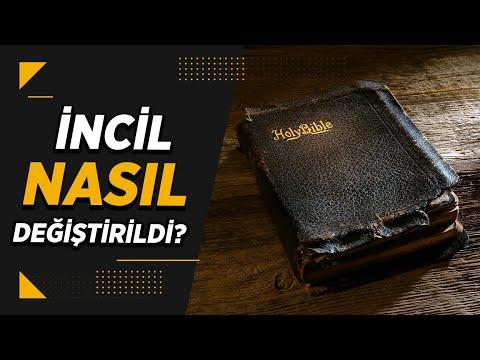 İncil'in Yazılışı ve