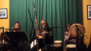 Ear to the Ground, Ubaka Hill, Music that Moves Us, with Olympia Avignone Ward and Aleah Long