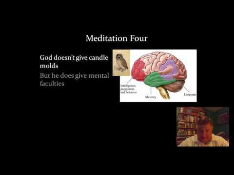 descartes sixth meditation