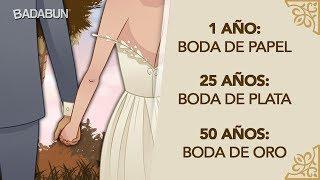 Mira el significado de cada boda