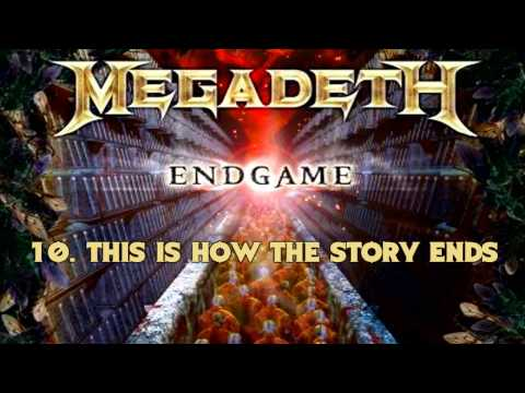 Megadeth - Endgame - 10. This Is How The Story Ends