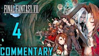 Final Fantasy VII Walkthrough Part 4 - Aerith's Home & Wall Market