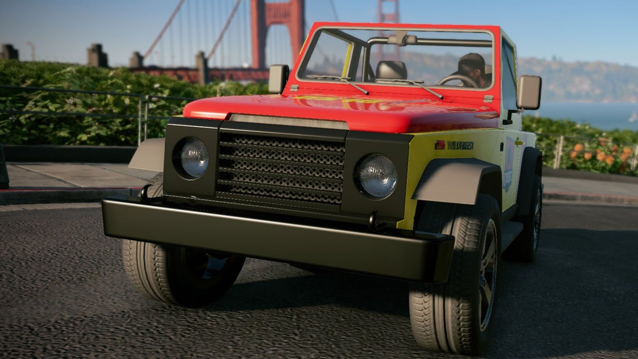 Watch Dogs  Secret Vehicle