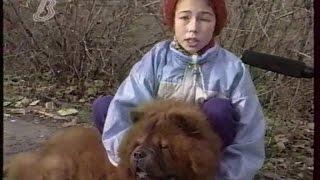 Ляйсан Утяшева - Первое интервью с собакой