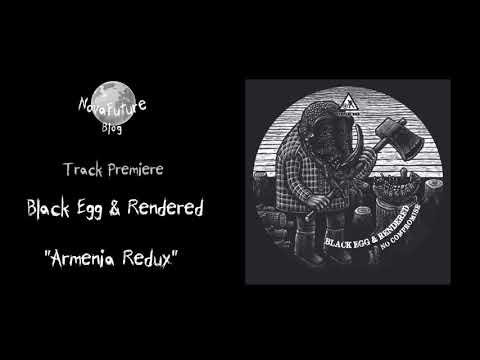 Black Egg & Rendered - Armenia Redux [TRPLM004 | Tripalium Records | Premiere]