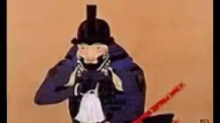 黒田八虎をゆっくり歌わせてみた