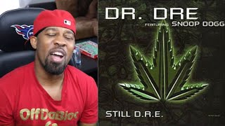 Dr Dre Still D R E ft Snoop Dogg I Need A DoctorThe Next Episode Reaction