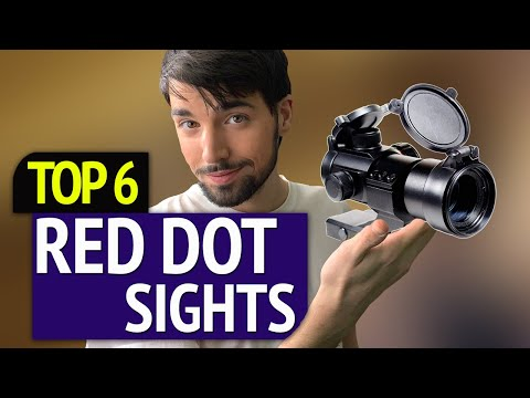 TOP 6: Best Red Dot Sights 2018