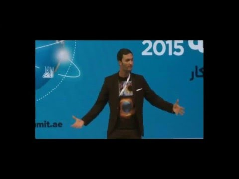 Jason silva - The Knowledge Summit 2015 - Dubai