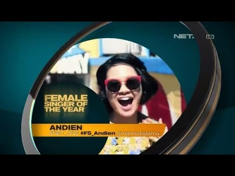 Andien - Female Singer Of The Year - Indonesian Choice Awards
